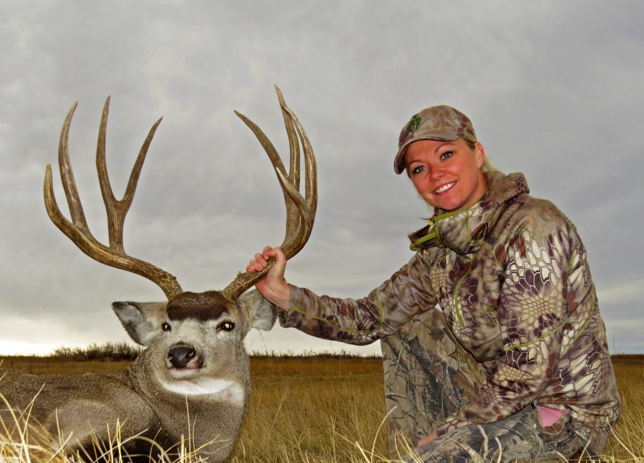 Photo of Erica Forsyth Lives the Hunting Life