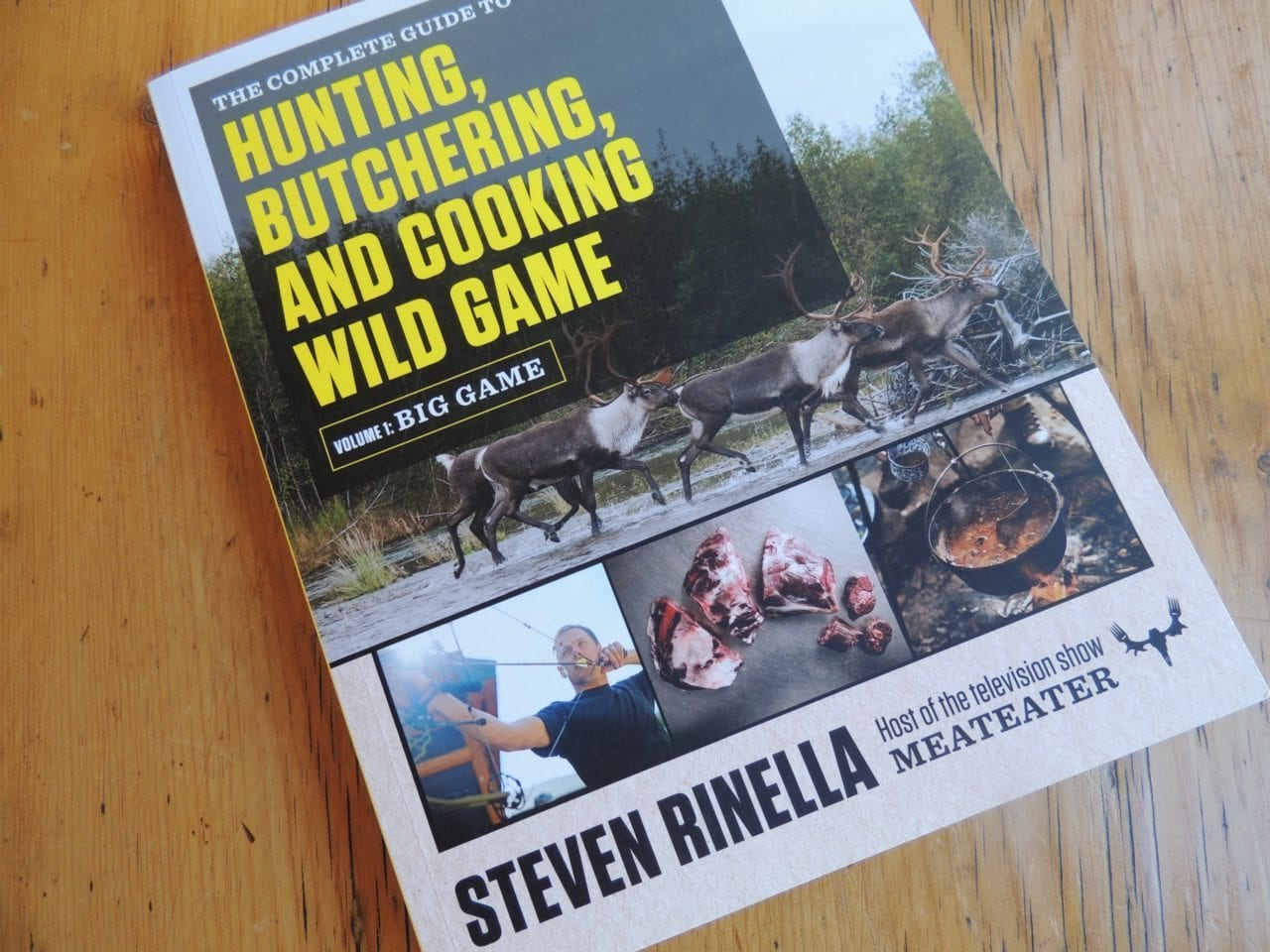 View The Complete Guide To Hunting, Butchering, And Cooking Wild Game  Gif