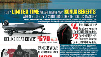 Photo of Ranger Boats Announces Limited-Time Retail Promotion