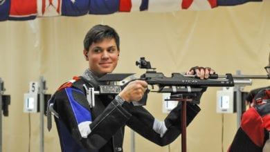 Photo of Demerle Reclaims Overall Title at 2019 Gary Anderson Invitational Air Rifle Event