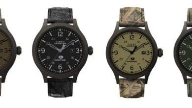 Photo of Mossy Oak® Camo Offered on Timex Watches