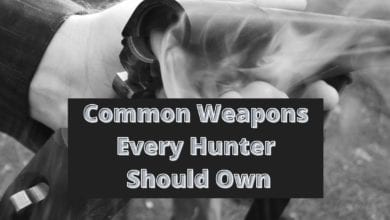 Photo of Common Weapons Every Hunter Should Own