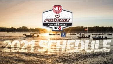 Photo of MLF Announces 2021 Phoenix Bass Fishing League presented by T-H Marine Schedule, Entry Dates and Advancement Opportunities